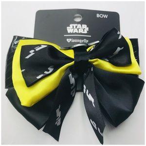 Disney Loungefly Star Wars Lando Cosplay Hair Bow